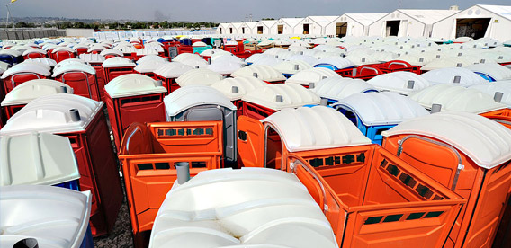 Champion Portable Toilets in Mesquite, TX